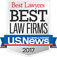 Best Lawyers, Best Law Firms U.S. News 2017